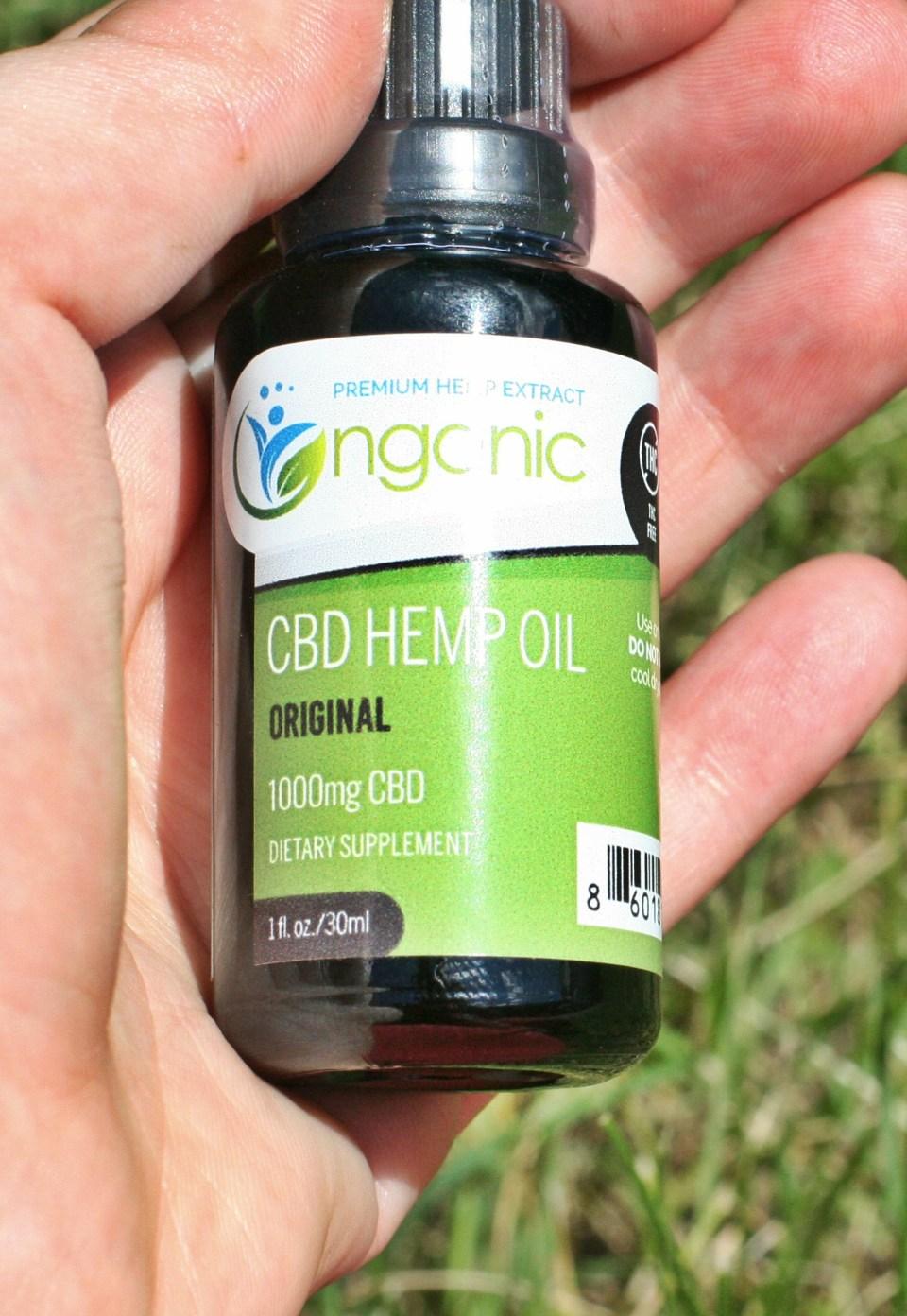 Premium CBD Products from Nganic