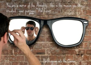A mirror of the almighty