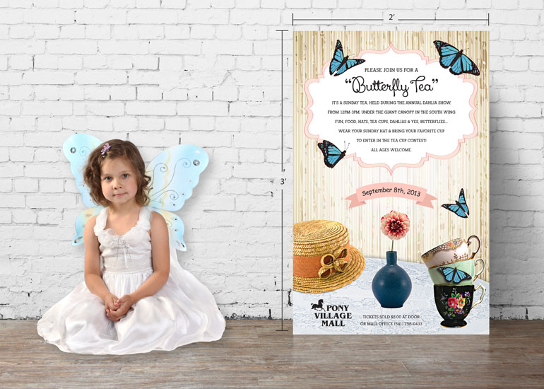 Butterflyposter