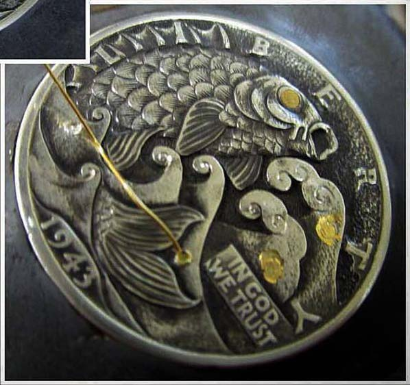 Koi_and_Waves_Hobo_HalfDollar_9
