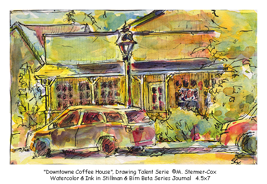 Downtowne Coffee House, Talent OR