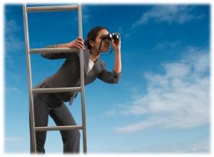 searching binoculars
