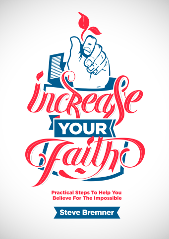 Get a copy of Increase Your Faith on Amazon