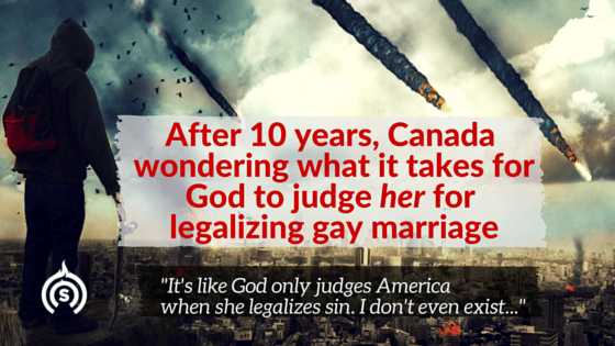 Judgment on Canada