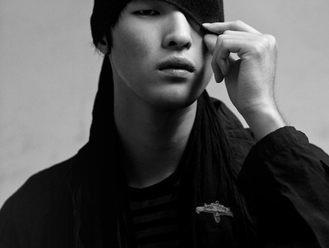 Sangil Kim @ Major Models by Steven Chu