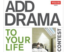 Velux &#8220;Add Drama to Your Life Contest&#8221; Microsite