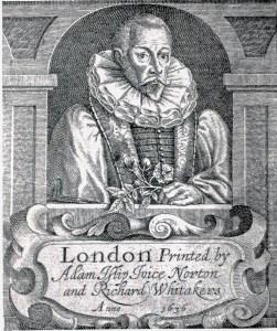 John Gerarde, (1545–1612)