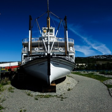 S.S. Klondike National Historic Site