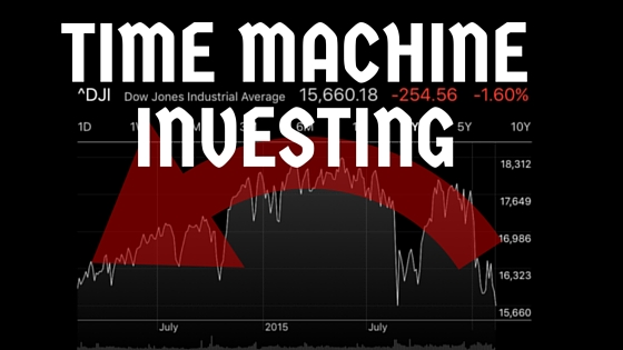TIME MACHINE INVESTING