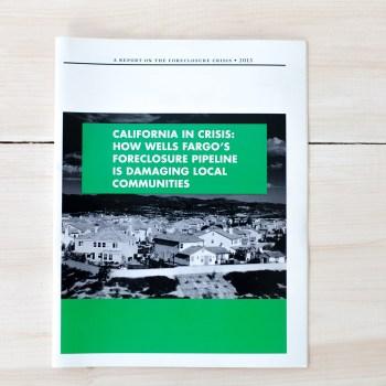Report: California Foreclosures