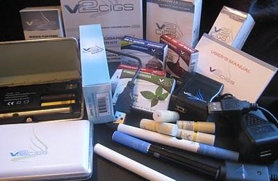 V2 Cigs V2 Ultimate Kit - Impressions