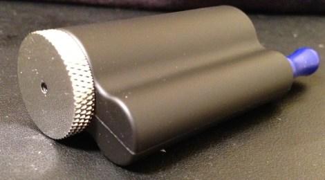 MadVapes Gripper e-cigarette mod review title image