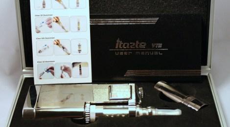 Innokin iTaste VTR Review - One Solid eCig Vaporizer