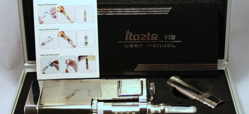 itaste vtr review card image