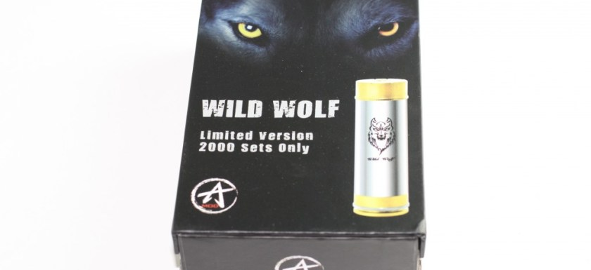 wild wolf mod review box image