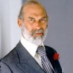 HRH Prince Michael of Kent