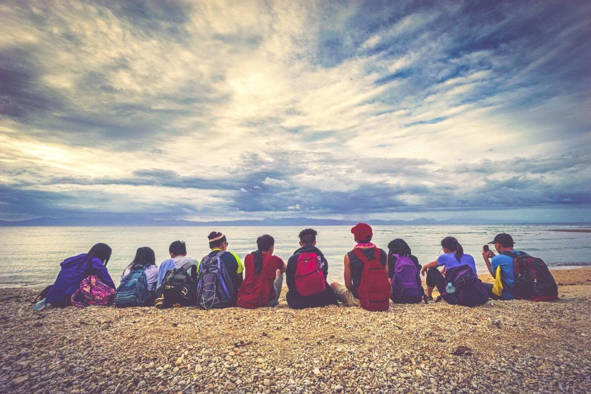 Seine Kinder unsere Kinder. Foto: Stocksnap