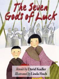 Seven Gods of Luck Ebook Cover