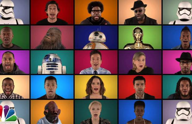 jimmy fallon star wars