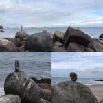 Med to der har en forkrlighed for sten og lavehellip