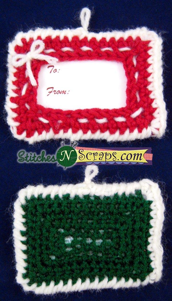 Free Pattern - Gift card holder - Stitches N Scraps