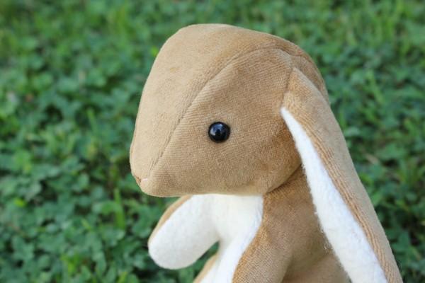 Velveteen Rabbit, by Stitchified