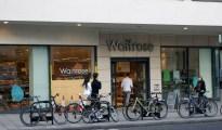 The Waitrose branch on St John Street