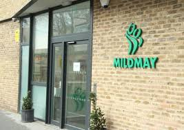 Entrance to Mildmay