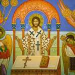 Christ and the Divine Liturgy