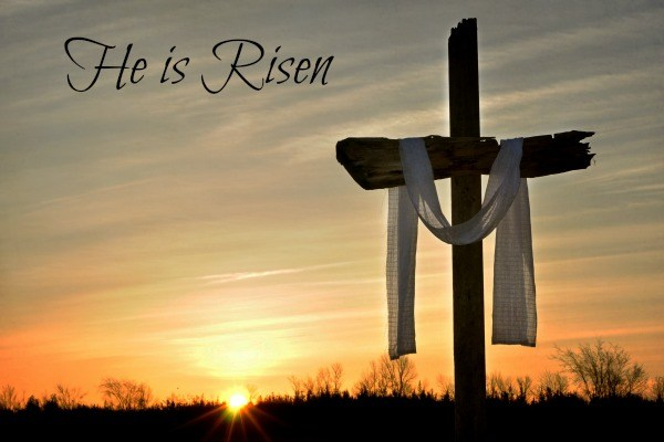 Christ has Risen! Truly He is Risen!