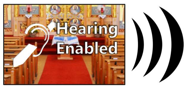 St Josaphat Hearing Enabled