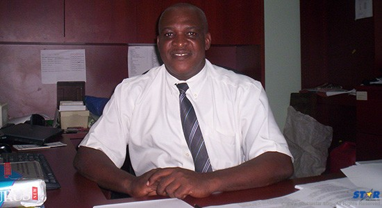 Head of Epidemiology Nahum Jn Baptiste:  Has the Ministry been taking the threat of chikungunya as seriously as the rest of Saint Lucia?