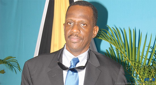 Infrastructure minister Philip J. Pierre: He remains as silent on Grynberg as he has on the Hannah Defoe electrocution.