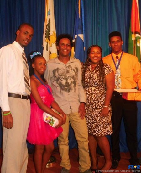 """Young Saint Lucian culinary stars Jana James and Yohance Cazaubon have represented their country well, receiving a special award for """"Best Use of Indigenous Ingredients"""" and a Silver Medal for """"Overall Performance"""" in the recently concluded Caribbean Junior Duelling Challenge competition held in Barbados.   The Soufriere Comprehensive Secondary School students built on the cooking momentum previously set at the Saint Lucia Hotel and Tourism Association (SLHTA) Chefs In Schools Cook-Off Competition, held in February where they outdid nine other participating schools.   Executive Vice President of the SLHTA Noorani Azeez said the two awards were undoubtedly a proud achievement for the young culinary ambassadors and for Saint Lucia, as the island continues to capitalize on the international culinary attention secured by the likes of Chef Nina Compton and Chef Edward Harris and the resulting encouragement to utilize local ingredients to create flavorsome dishes.   The Caribbean Junior Duelling Challenge (CJDC) Competition was held from August 21 - 24, at the Culinary Arena in Barbados. This competition is an extension of the Barbados programme """"Junior Duelling Challenge"""". It is a challenge for young career-building chefs which allows for competing countries to showcase their national foods as well their own mastered creations.   In addition to the competition, the event included its first ever Caribbean Junior Culinary Conference, which featured presentations by keynote speakers, valued sponsors and informative demonstrations by international chefs. Saint Lucia's two Junior Chefs challenged six other Caribbean teams from Barbados, Bonaire, Dominica, Grenada, Guyana and St. Croix.. Bonaire emerged the overall champion.   SLHTA Project Assistant, Mr. Wendel George coordinated the trip while a member of the 2014 Saint Lucia Culinary Team from Cap Maison, Chef Refer Leonce coached the young cooking champions. Food and Nutrition teacher for the Soufriere Comprehensive School"""