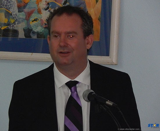 Andy Brice of the British High commissioner's Office says marrying who you love is not legal anymore.