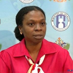Chief Medical Officer Dr. Merlene Fredericks speaks out on chikungunya.