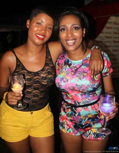Carnival lovers enjoying Just 4 Fun's Escape fete at Stony Hill on Thursday, ahead of a busy carnival weekend.