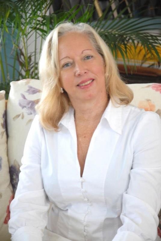 Paula Calderon, President of the Saint Lucia Sickle Cell Association.