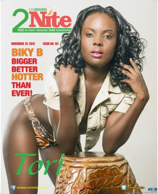 2Nite Magazine Cover Issue no. 157 - November 2nd, 2015