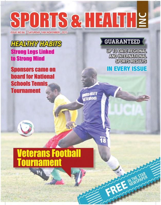 Sports & Health Magazine Inc. Issue 66 -  November 14th, 2015