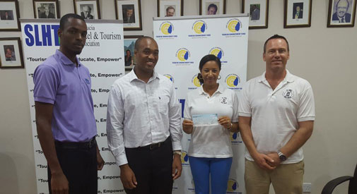 The SLHTA's Tourism Enhancement Fund (TEF) contributed to many worthwhile causes including a contribution to Jus Sail's Youth Training Programme which saw ten additional young unemployed Saint Lucians gaining valuable life skills and experience.