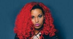 St. Lucian singer Chrycee.