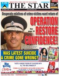 The STAR Newspaper for Saturday April 23rd, 2016