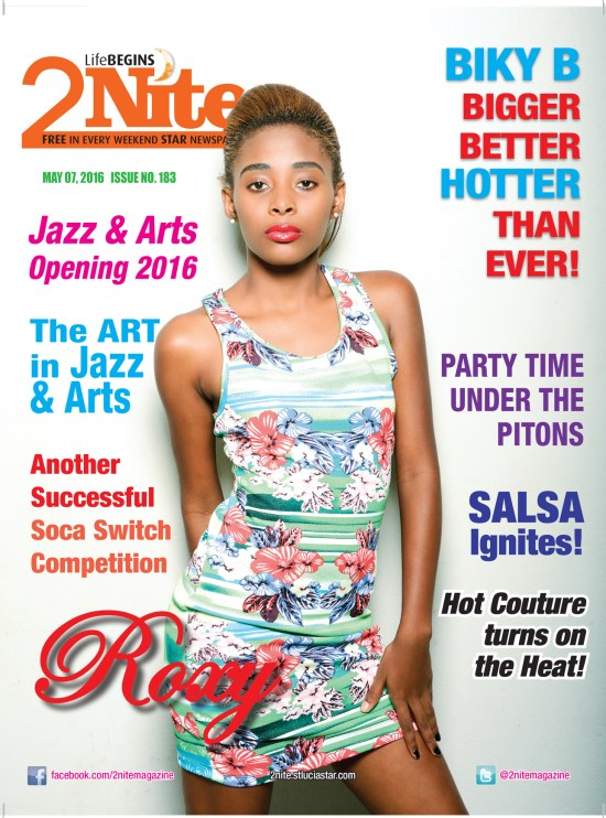 2Nite Magazine for Saturday May 7th, 2016 ~ Issue no. 183