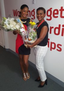 Digicel endorses Kayshia Verneuil for National Carnival Queen Pageant