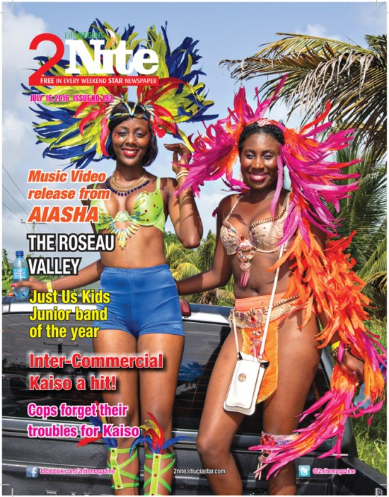 2Nite Magazine Issue no. 193 for Saturday July 16th, 2016