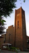 M. Schürholz Kirchturm St. Josef