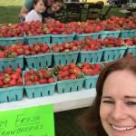So many strawberries!
