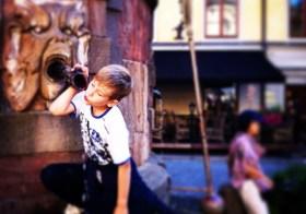 Как утолить жажду в Стокгольме