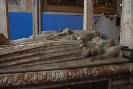 Гюстав Васа в Уппсальском кафедральном соборе